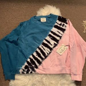 Electric and Rose Ronan Fleece Sweatshirt